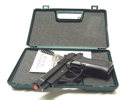 Pistola Kimar a salve 85 nera calibro 8 mm Top Firing