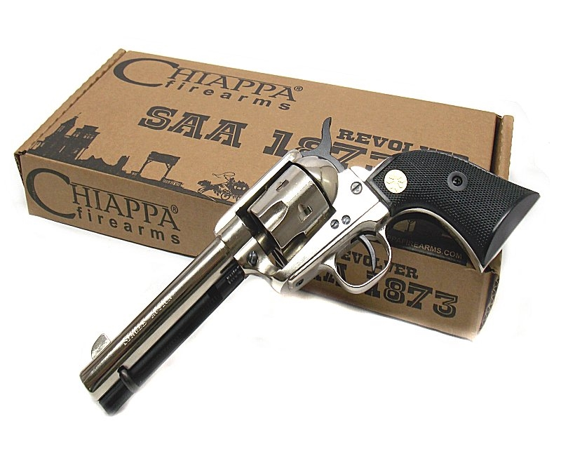 Revolver Kimar a salve inox Single Action calibro 380 Top Firing
