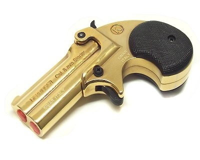 Pistola Kimar a salve Derringer gold 6 mm Top Firing